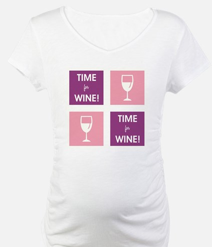 TIME FOR WINE! Shirt