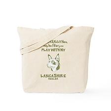 Lancashire Heeler Tote Bag
