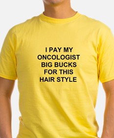 Oncologist Hair Style T