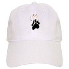 Bear Pride Paw Rip Baseball Cap