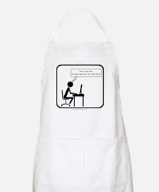 Bored Thoughts #41 BBQ Apron