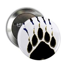 Leather Pride Paw rip Button