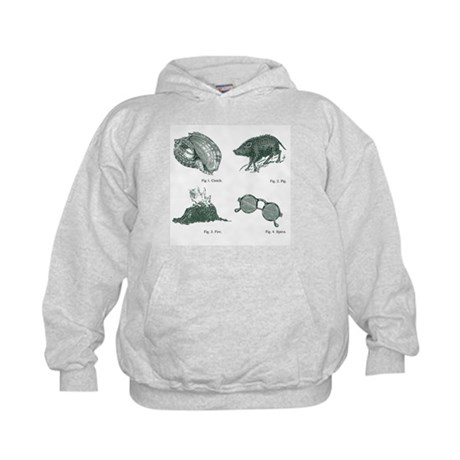 Lord of the Flies Kids Hoodie