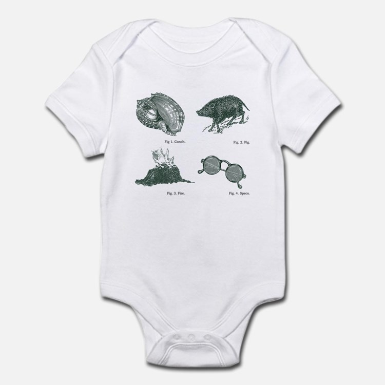 Lord of the Flies Infant Bodysuit