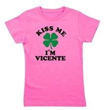 Unique Vicente Girl's Tee