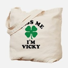 Cool Vicky Tote Bag