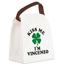 Cute Vincenzo Canvas Lunch Bag