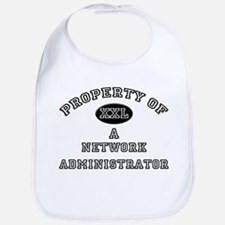 Property of a Network Administrator Bib