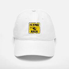Flying Area 1 Baseball Baseball Cap