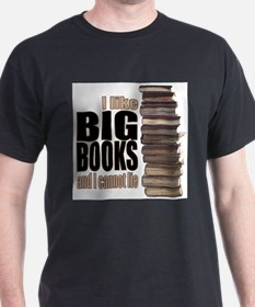 Cool I cannot live without books T-Shirt