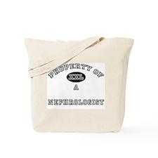 Property of a Nephrologist Tote Bag