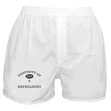 Property of a Nephologist Boxer Shorts