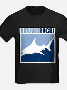 Cute Shark dolphin T
