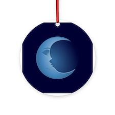 Blue Moon Keepsake (Round)