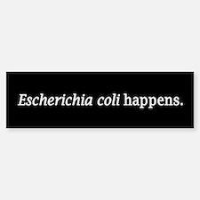 E. coli Bumper Bumper Stickers