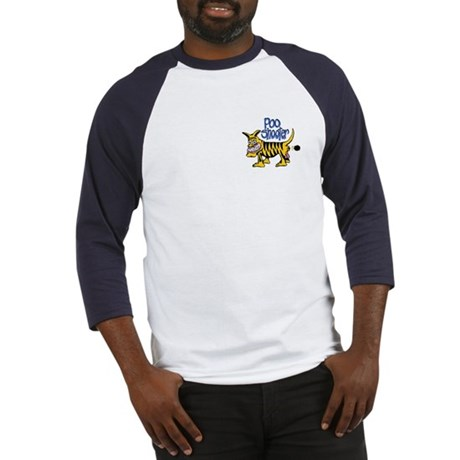 Poo Shooter Baseball Jersey