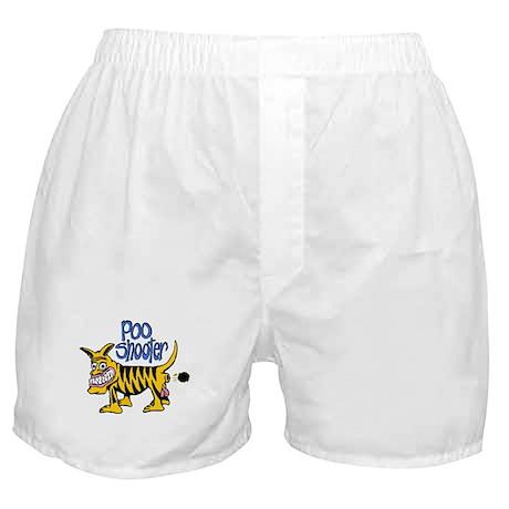 Poo Shooter Boxer Shorts