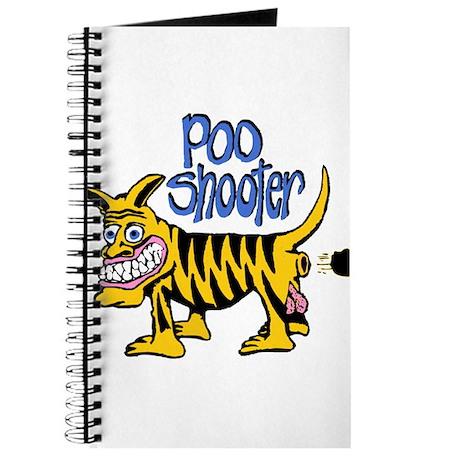 Poo Shooter Journal