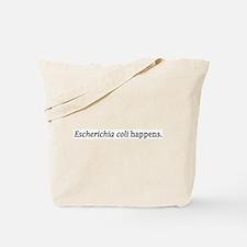 E. coli Tote Bag