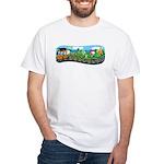 Autocraft White T-Shirt