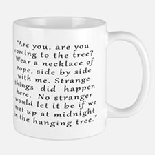 Hunger Games Hanging Tree Mugs