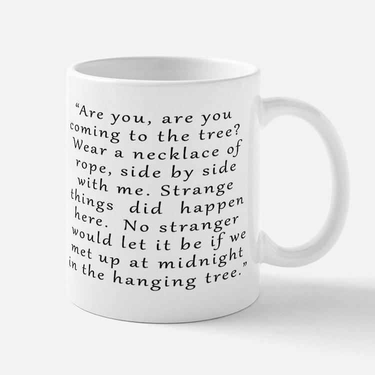 Hunger Games Hanging Tree Mugs