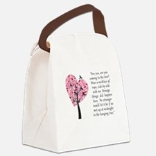 Hunger Games Hanging Tree Canvas Lunch Bag