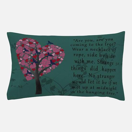 Hunger Games Hanging Tree Pillow Case