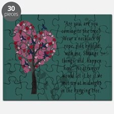 Hunger Games Hanging Tree Puzzle