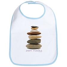 Zen Rocks Bib