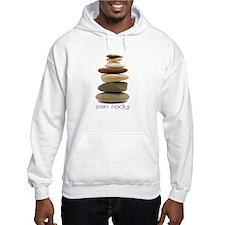 Zen Rocks Jumper Hoody