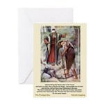 The Prodigal Son-Copping-Greeting Card