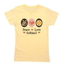 Funny Girls fastpitch softball Girl's Tee
