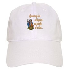 Spreading Love Giraffes Baseball Cap