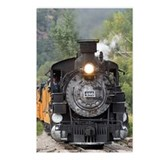 Durango and silverton train Postcards