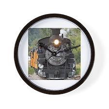 Unique Train Wall Clock