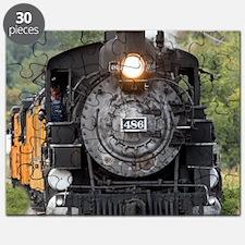 Unique Steam engine Puzzle