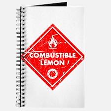 Combustible lemon - Portal 2 Journal