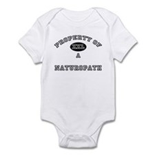 Property of a Naturopath Infant Bodysuit