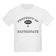 Property of a Naturopath T-Shirt