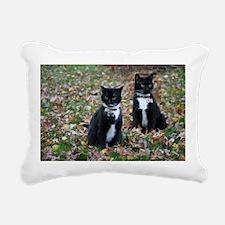 Kitties-sisters calendar 5 Rectangular Canvas Pill