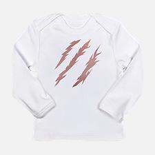 Unique The wolverine Long Sleeve Infant T-Shirt