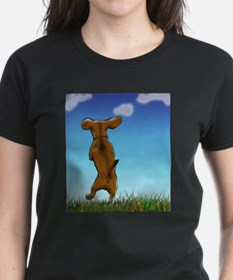 Happy Dachshund T-Shirt