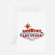 Las Vegas Greeting Cards