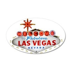 Las Vegas Wall Decal