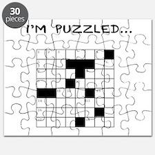 I'm puzzled Puzzle