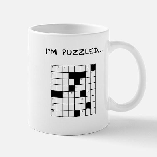 I'm puzzled Mug