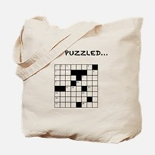 I'm puzzled Tote Bag