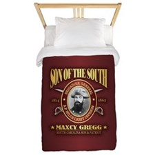 General Maxcy Gregg Twin Duvet
