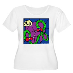 A is for Amphisbaena T-Shirt
